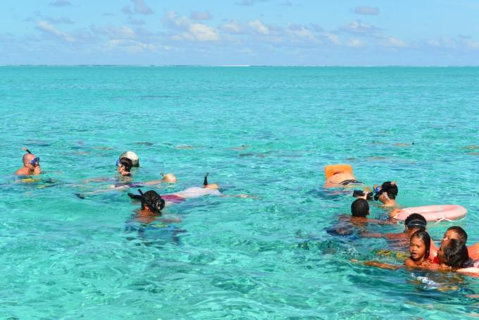 波拉波拉岛绝美航拍图及
