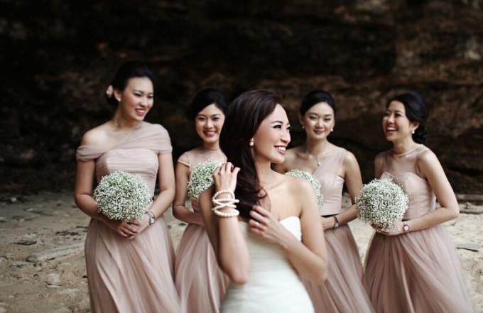 最全最详实的巴厘岛婚礼蜜月攻略