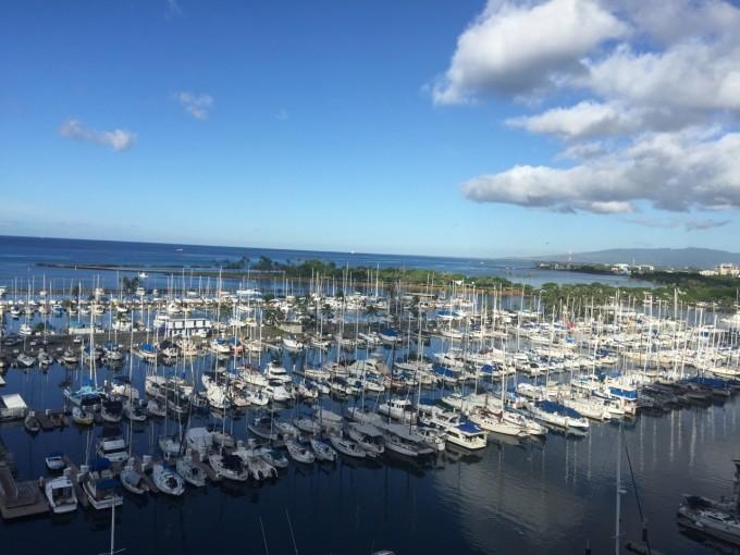 夏威夷檀香山风景图片大全