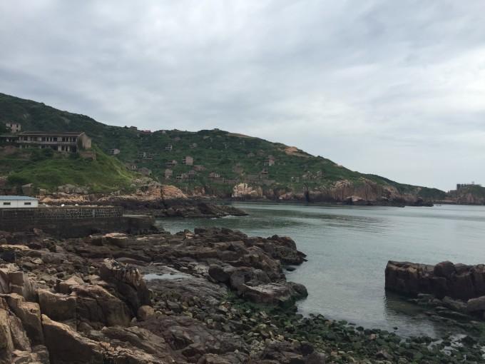 2015枸杞岛环岛骑行记