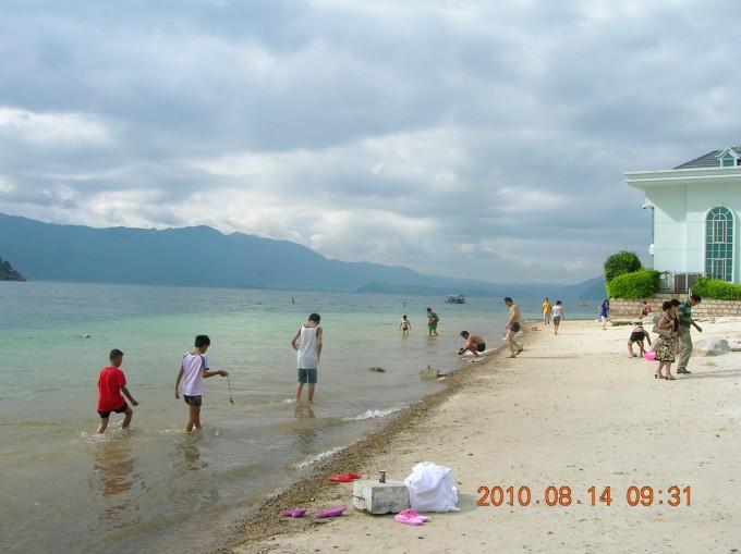 抚仙湖孤山风景区