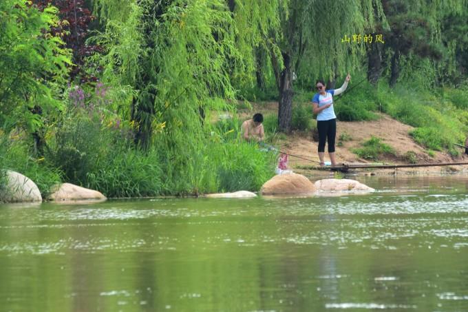 在时间的河流之上——戴河生态园剪影,秦皇岛自助游