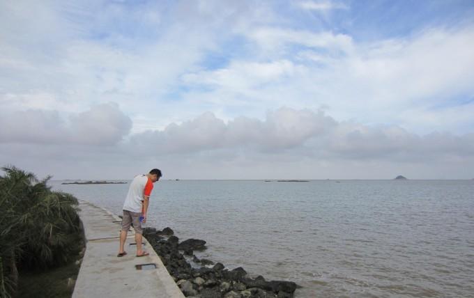 珠海景点逐个睇之-野狸岛