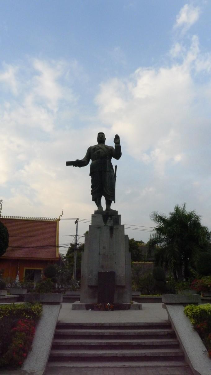 女汉纸16天自驾老挝,老挝首都——万象(vientian)