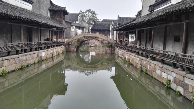 安徽乌镇风景图片