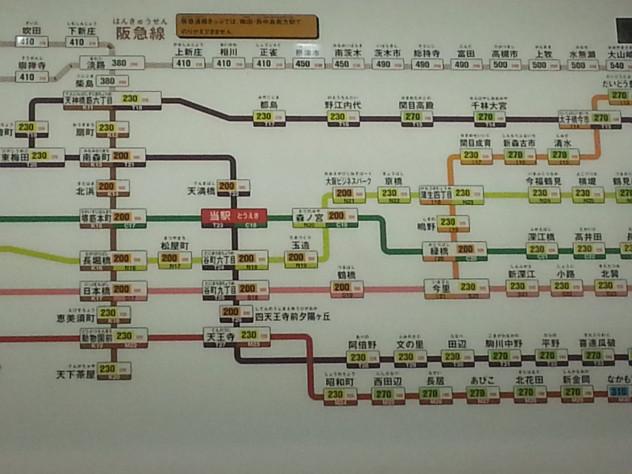 从大阪日本桥地铁站怎么去环球影城?
