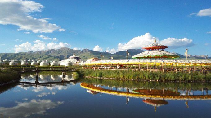 看最美的风景,遇见更好的自己!(消夏之旅:松潘-九寨沟-若尔盖-花湖)