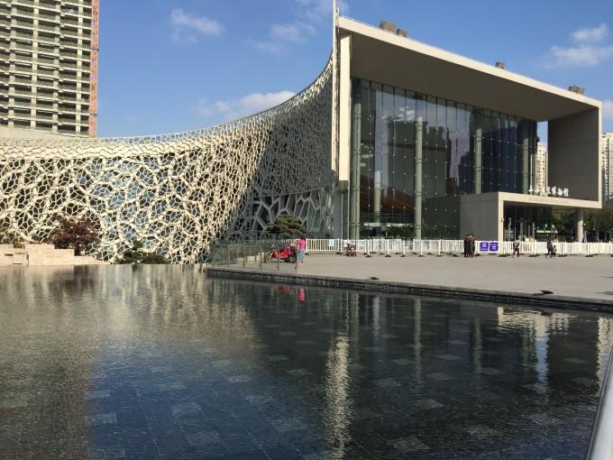 上海自然博物馆新馆