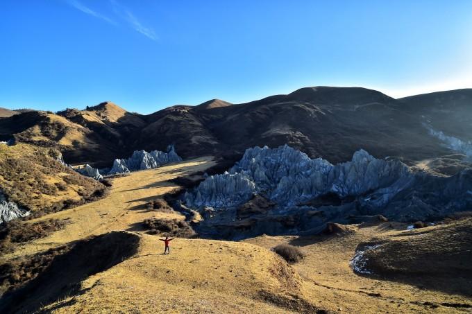 四川 甘孜州 阿坝州 在冬季带着家人自驾游 详细攻略