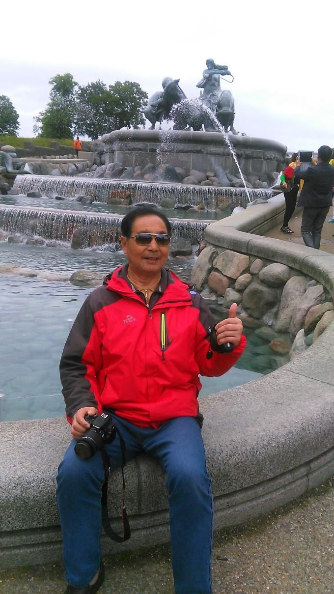 北欧丹麦游之.吉菲昂女神喷泉风景区随拍