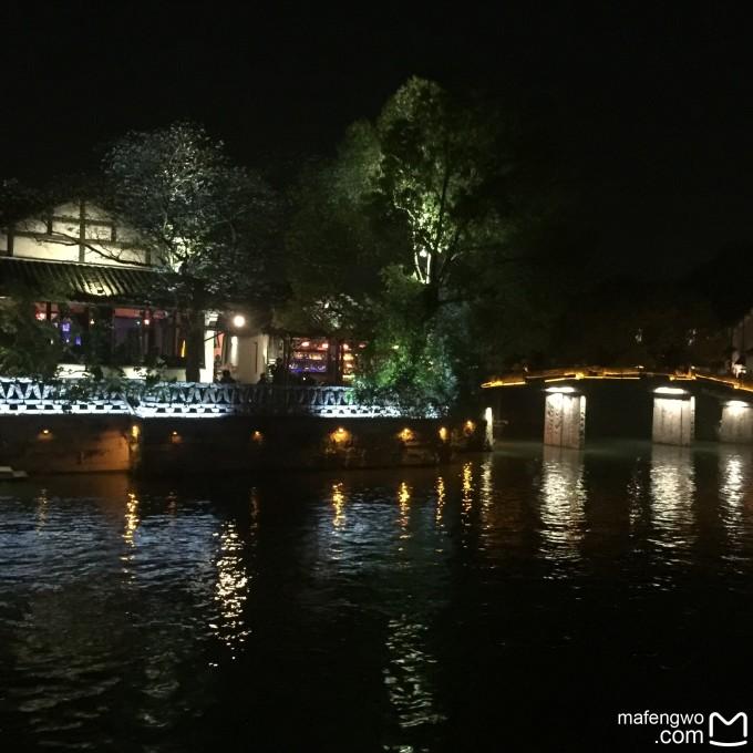 """""""是乌镇最美的古桥风景"""