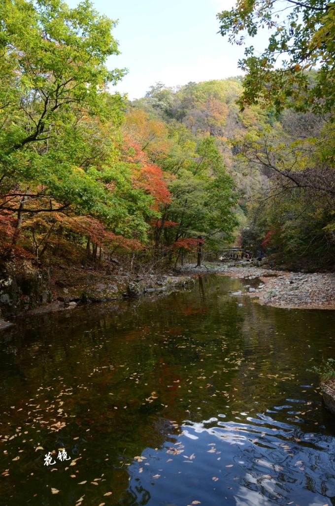 2015年10月本溪绿石谷,关门山,老边沟,羊湖沟,绿江村,河口,大鹿岛,红